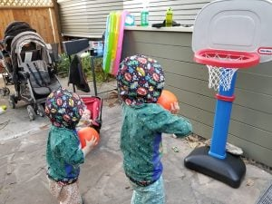 Toddler Basketball Hoop