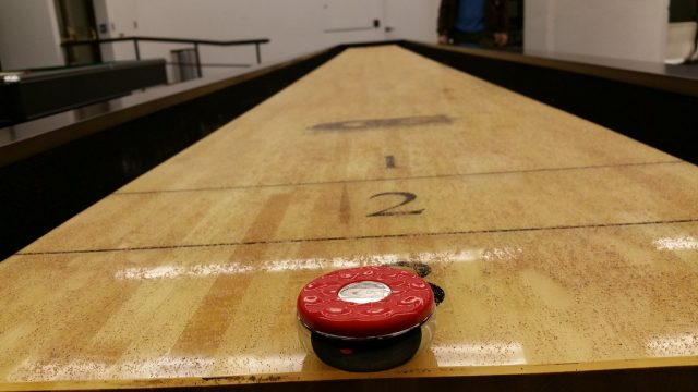 Best shuffleboard table